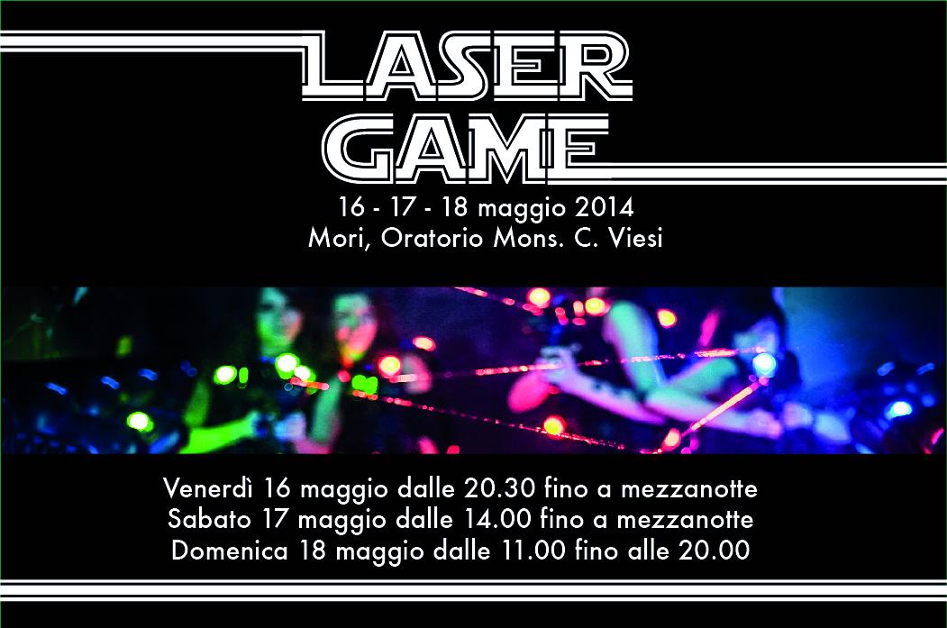 Flyer Laser Game
